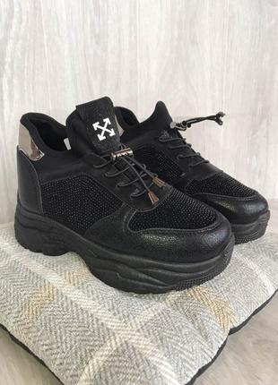 Зимние кроссовки женские💗