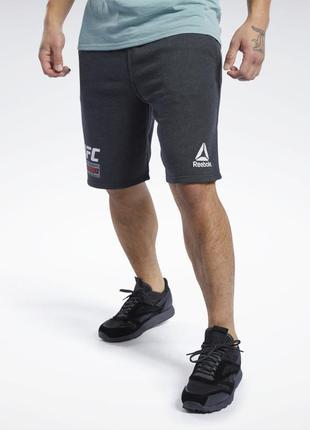Шорты с новой коллекции reebok ® ufc fan gear fight week shorts