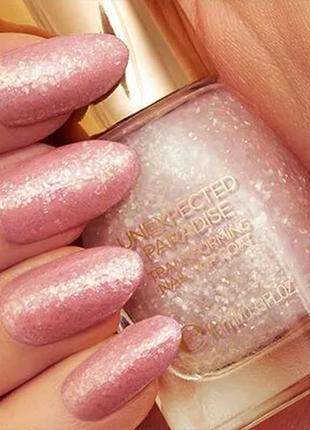 Топовое покрытие для ногтей лак unexpected paradise transforming nail top coat kiko milano