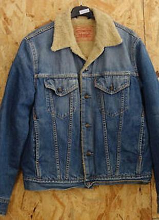 Оригинальная теплая шерпа свежие коллекции levi's ® sherpa jacket