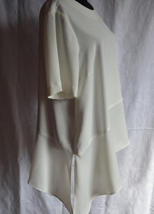 Блуза ассиметричного кроя asos