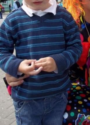 Реглан свитшот детский