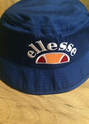 🔥 sale🔥. хлопковая панама шляпа 💙 ellesse унисекс оригинал
