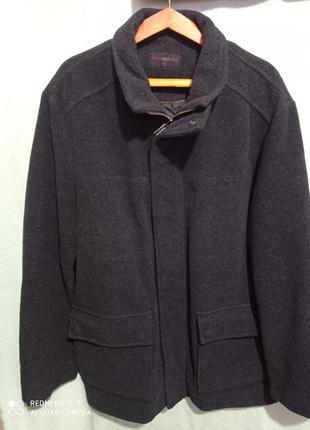 Практичное удобное, комфортное свободное пальто укороченное пальто куртка betler and webb