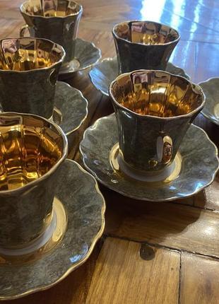 Золотые чашки ссср