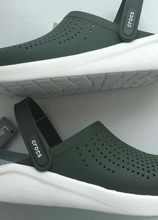 Кроксы лайтрайд crocs literide