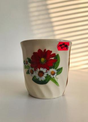 Чашка, новая чашка.