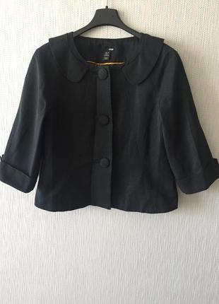 Болеро пиджак рукав 3/4 h&m