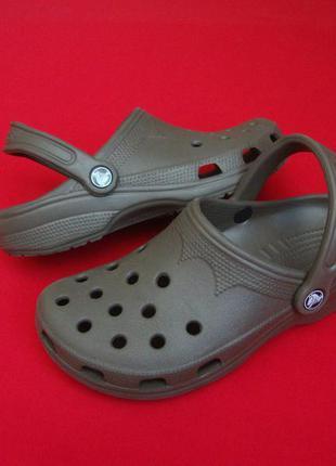 Сандалии crocs оригинал 39 размер