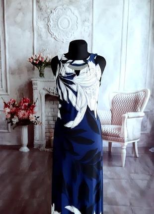 Мега стильное платье сарафан макси