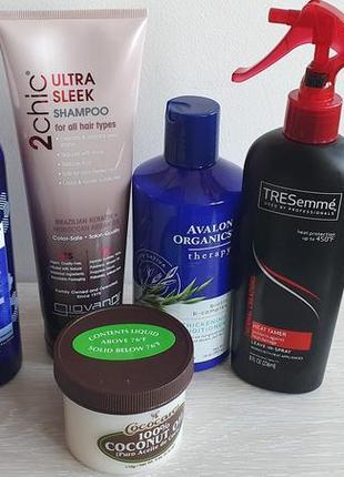 Уход за волосами iherb
