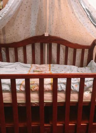 Ліжечко,кроватка