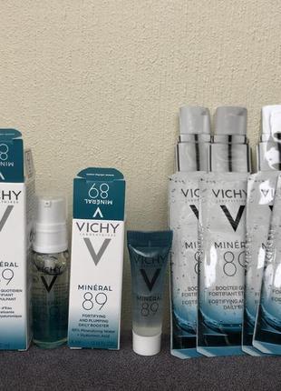 Vichy сыворотка-бустер vichy mineral 89