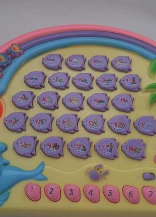 """""""волшебная азбука """" малыш на укр.языке."""