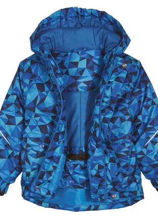 Термо куртка на мальчика lupilu германия р86-92