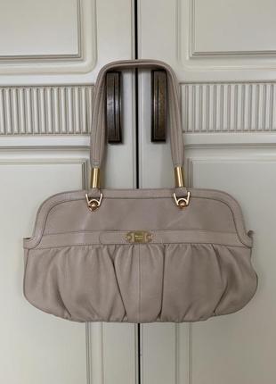 Кожаная сумка modalu, новая!