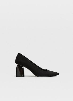 Туфли , лодочки stradivarius