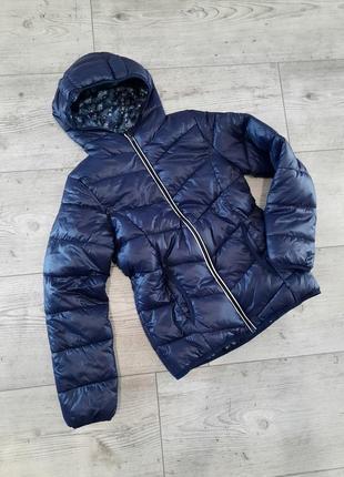 Куртка стеганая дутик ультралегкая pocopiano 140