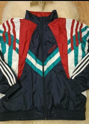 Вінтажна куртка чоловіча adidas