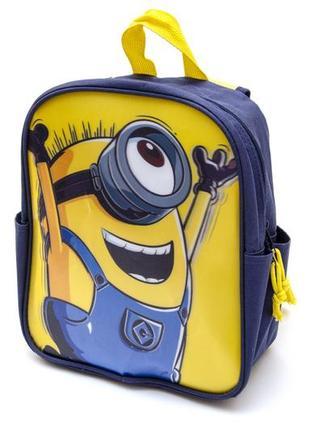 Рюкзак детский minion charless voegele. размер one size