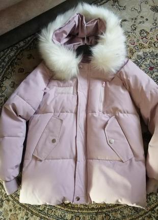 Куртка оверсайз с-м