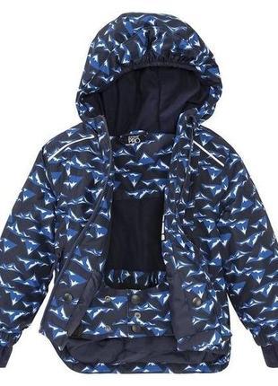 Crivit pro зимняя термо куртка для мальчика 98-104