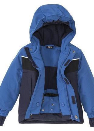 Crivit pro зимняя термо куртка для мальчика 98-104 110-116 lupilu