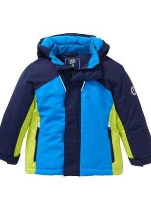 Лижна куртка, легка і зручна. розмір 104. німецька якість kik