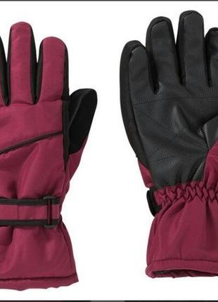 Женские лыжные перчатки crivit, 7 размер