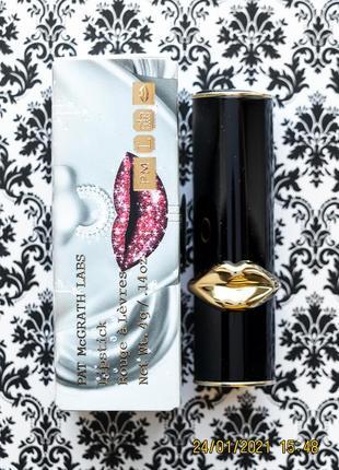 Матовая помада для губ pat mcgrath labs lipstick mattetrance 020 femmebot 4 г