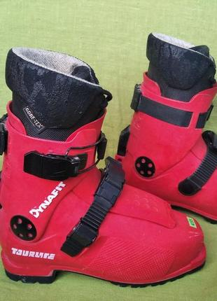 Лыжные ботинки скитуры dynafit/ лижні боти скітури