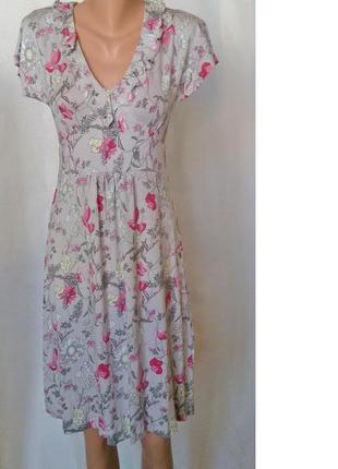 Ostin новое платье цветочный принт