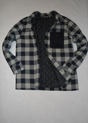 Рубашка ветровка мужская на подкладке watsons германия размер 48-50