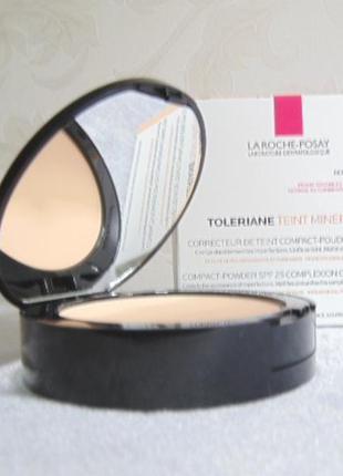 Компактная пудра la roche-posay toleriane teint тон 11 светлый