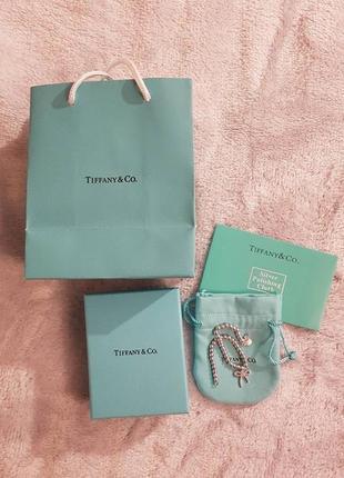 Браслет tiffany bow tiffany bow bead bracelet
