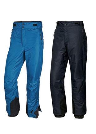 Зимние штаны мужские crivit брюки лыжные полукомбинезон