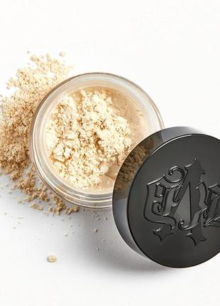 Пудра kat von d lock-it setting powder 1.4 г