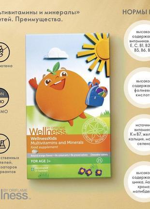 Мульт витамины для детей от 3 до 13 лет