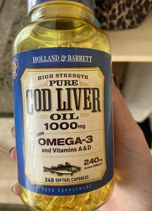 Omega 3 витамини