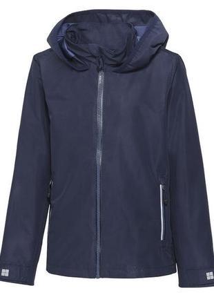 Куртка для хлопчика crivit дощовик вітрівка р 152, 158
