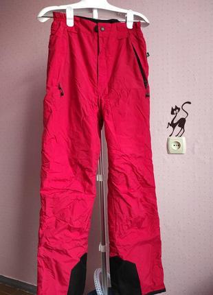 Женские лыжные брюки, р.s