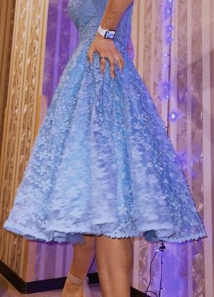 Вечірня/випускна сукня/плаття isabel garcia