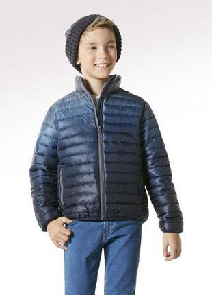 Тепла легка куртка для хлопчиків pepperts 140