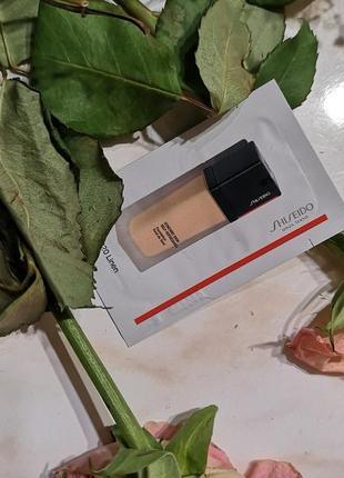 Пробник тональный крем shiseido