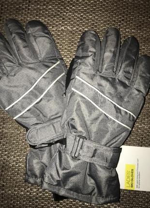 Термо перчатки, лыжные перчатки, германия ( размер 7,5)