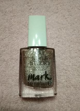"Лак для ногтей ""магия кристаллов"" avon magic effects mineral crush"