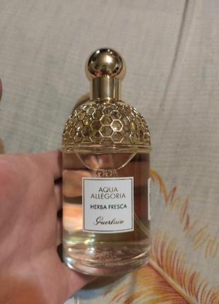 Guerlain herba fresca  аромат женский