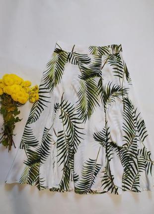 Красивая легкая юбка