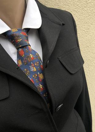 Винтаж,шелковый галстук,краватка,люкс бренд,унисекс,