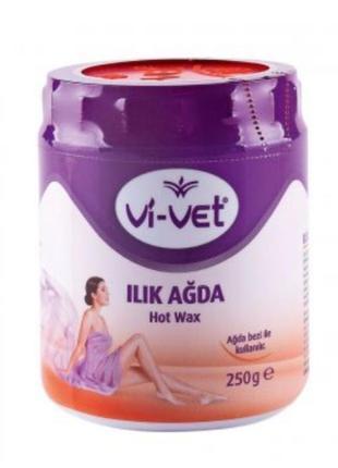 Горячая сахарная паста для шугаринга vi-vet юнайс